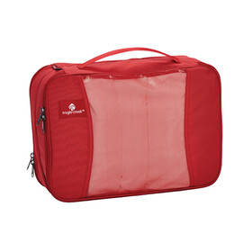 Eagle Creek Pack-It Clean Dirty Cube M, red fire